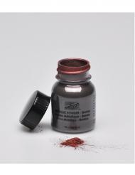 Poudre professionnelle effet métal marron Mehron™ 14g