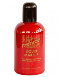 Maquillage liquide rouge Mehron Paradise 133 ml
