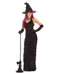 Déguisement sorcière noire sexy