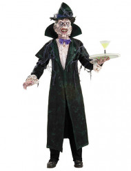 Déguisement vampire noir-blanc homme