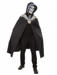 Déguisement squelette fantomatique homme