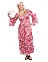 Déguisement Hippie femme XL