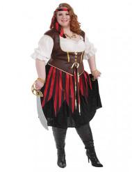 Déguisement pirate femme grande taille