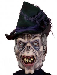 Masque femme zombie