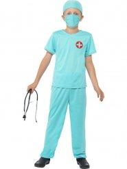 Déguisement docteur chirurgien enfant