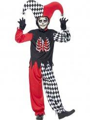 Déguisement joker terrifiant enfant Halloween