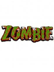 Patch gothique Zombie