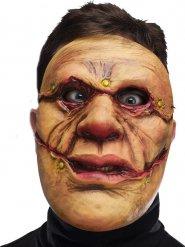 Masque de monstre scarifié