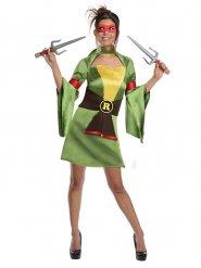 Déguisement tortue ninja femme