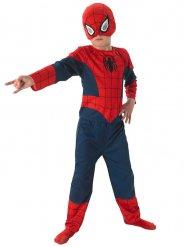 Déguisement Spiderman™ enfant bleu