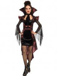 Déguisement vampire gothique Halloween femme