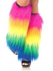 Jambières luxe multicolores femme