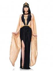 Déguisement reine Egyptienne sexy noir femme