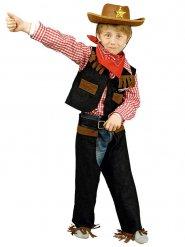 Déguisement cowboy farwest garçon