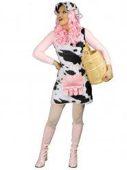 Déguisement vache femme