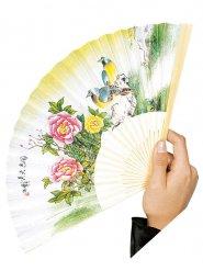 Eventail papier japonais 20cm