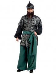 Déguisement guerrier oriental homme
