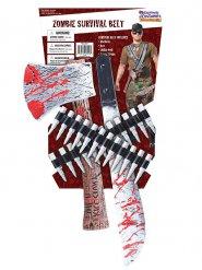 6 accessoires chasseur de zombies