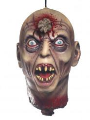 Décoration tête monstre empalée