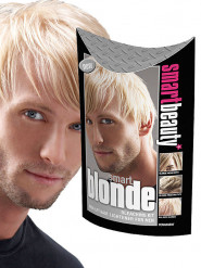 Teinture permanente cheveux homme Smart Beauty blond cendré
