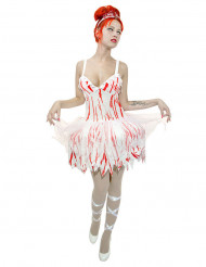 Déguisement danseuse zombie femme