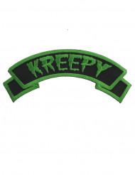 Patch Kreepsville Kreep vert-fond