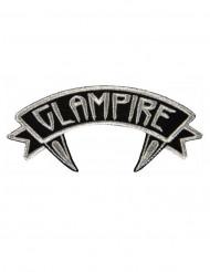 Patch Kreepsville Glampire gris et noir