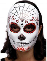 Masque adulte Dia de los Muertos