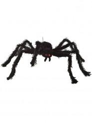 Araignée géante noire 65cm Halloween