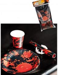 Kit de décoration pour table horreur