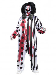 Déguisement clown sanglant homme Halloween