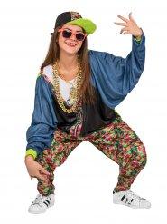 Déguisement hip-hop années 80 adulte