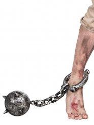 Chaîne de prisonnier avec boulet
