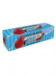 Gant de boxe rouge anti-ronflements 37x11x11cm
