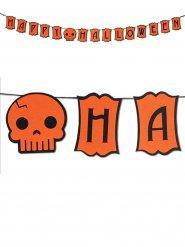 Guirlande Happy Halloween 182x13cm