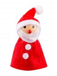 Figurine de Père Noël 8 x 3 cm