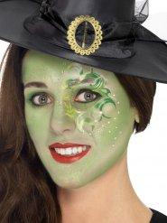 Kit maquillage sorcière enchanteresse femme Halloween