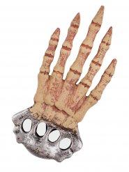 Accessoire main squelette 31 cm