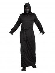 Déguisement ghoul sans visage Halloween adulte