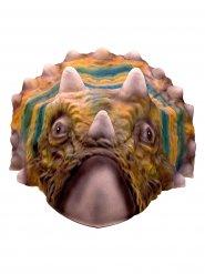 Masque Dinosaure Triceratops 40 x 32 x 12 cm