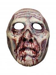 Masque de zombie ensanglanté adulte