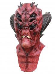 Masque latex monstre Halloween
