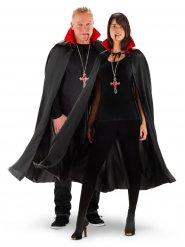 Cape de vampire colle LED Halloween