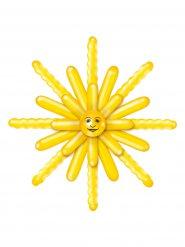 Kit de décorations ballons soleil 24 Pièces