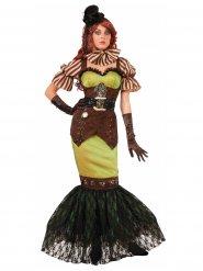 Déguisement robe Steampunk femme