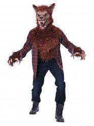 Déguisement loup garou terrifiant adulte Halloween