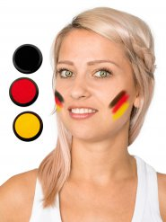 Kit de maquillage football du drapeau Allemagne 60 ml