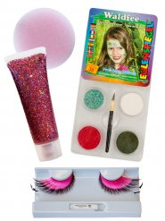 Maquillage fée Kit maquillage 4 pièces