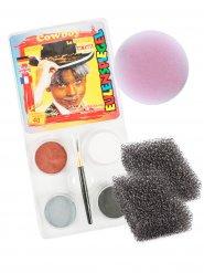 Kit de maquillage Cowboy multicolore