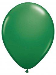Décoration de fête ballons 10 pièces vert 30cm